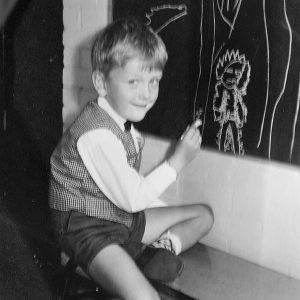 The nursery school 1966